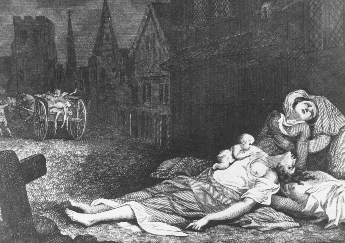 the plague Could a microbe really cause the extinction of the human race this video clip explores the possibility that sars or a superflu could wreak havoc on human life on earth in a fashion similar to the black plague.
