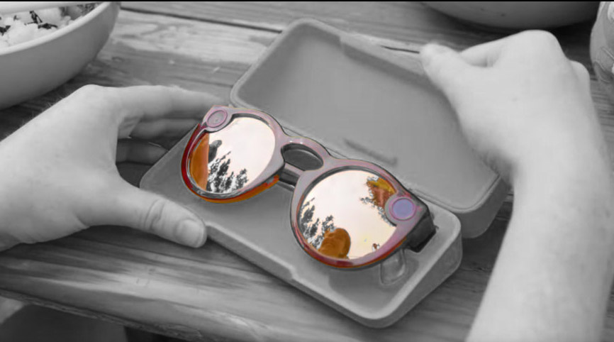 ca232fa8e5c91 Snapchat s new camera glasses cost  150 and come in 3 new colors ...